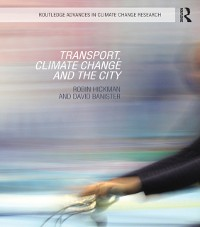 Cover Transport, Climate Change and the City