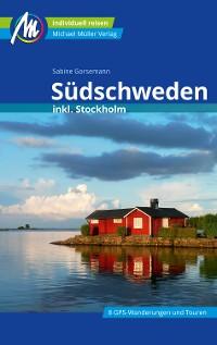 Cover Südschweden Reiseführer Michael Müller Verlag