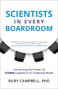 Cover Scientists In Every Boardroom