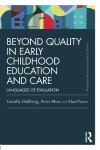 Cover Beyond Quality in Early Childhood Education and Care