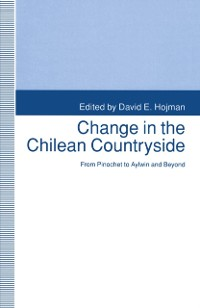 Cover Change in the Chilean Countryside