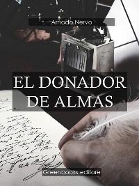 Cover El donador de almas