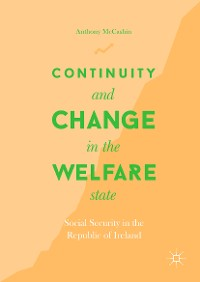 Cover Continuity and Change in the Welfare State