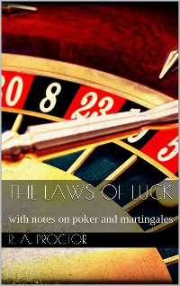 Cover The laws of luck