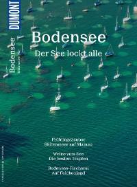 Cover DuMont BILDATLAS Bodensee