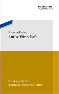 Cover Antike Wirtschaft