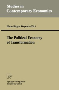 Cover Political Economy of Transformation