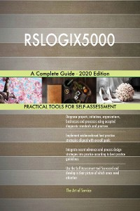 Cover RSLOGIX5000 A Complete Guide - 2020 Edition