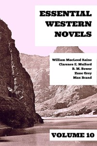 Cover Essential Western Novels - Volume 10