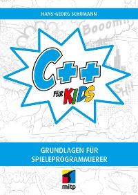 Cover C++ für Kids