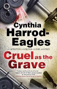 Cover Cruel as the Grave