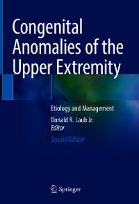 Cover Congenital Anomalies of the Upper Extremity