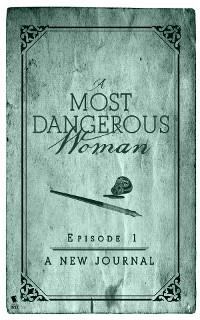 Cover A New Journal (A Most Dangerous Woman Season 1 Episode 1)