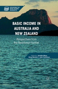Cover Basic Income in Australia and New Zealand