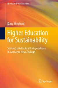 Cover Higher Education for Sustainability