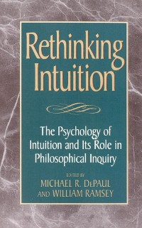 Cover Rethinking Intuition