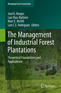 Cover The Management of Industrial Forest Plantations