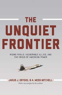 Cover The Unquiet Frontier