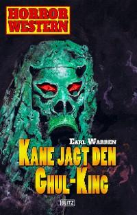 Cover Horror Western 08: Kane jagt den Ghul-King