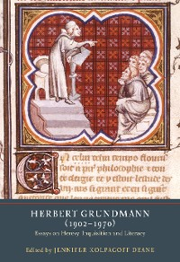 Cover Herbert Grundmann (1902-1970)