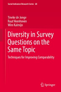 Cover Diversity in Survey Questions on the Same Topic