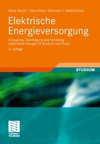 Cover Elektrische Energieversorgung