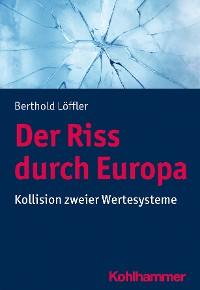 Cover Der Riss durch Europa