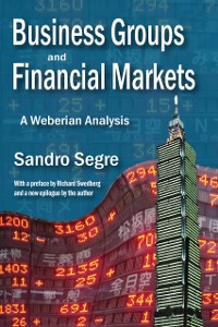 Cover Business Groups and Financial Markets