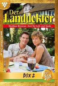 Cover Der Landdoktor Jubiläumsbox 2 – Arztroman