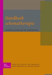 Cover Handboek schematherapie