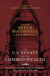 Cover The US Senate and the Commonwealth