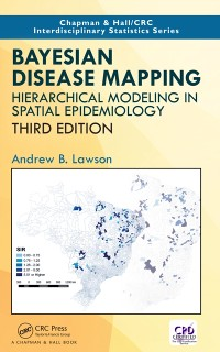 Cover Bayesian Disease Mapping