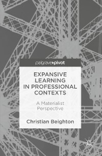 Cover Expansive Learning in Professional Contexts