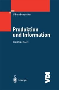 Cover Produktion und Information