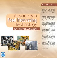 Cover Advances In Food Processing Technology