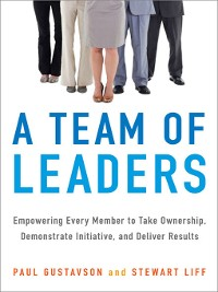 Cover A Team of Leaders