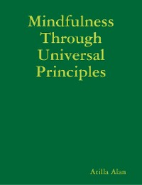 Cover Mindfulness Through Universal Principles