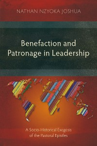 Cover Benefaction and Patronage in Leadership