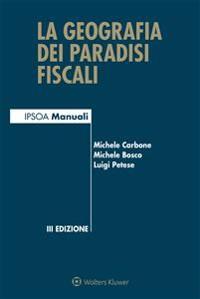 Cover La geografia dei paradisi fiscali