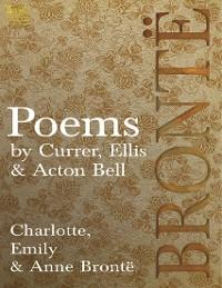 Cover Brontë  Poems