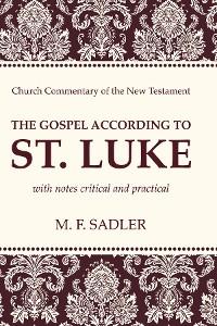 Cover The Gospel According to St. Luke