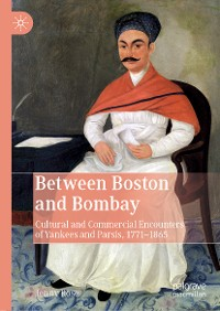 Cover Between Boston and Bombay