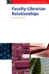 Cover Faculty-Librarian Relationships