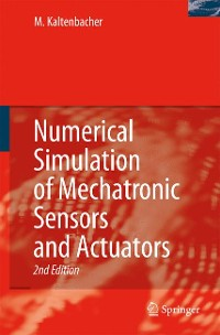 Cover Numerical Simulation of Mechatronic Sensors and Actuators