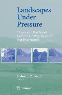 Cover Landscapes under Pressure