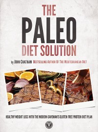 Cover The Paleo Diet Solution