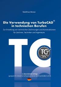 Cover Die Verwendung von TurboCAD in technischen Berufen