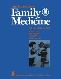 Cover Fundamentals of Family Medicine