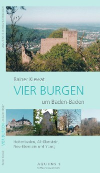 Cover VIER BURGEN um Baden-Baden
