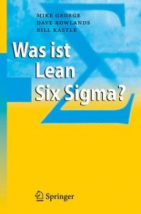 Cover Was ist Lean Six Sigma?